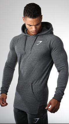The Ark Men's Pullover is the latest addition to the Gymshark hoodie collection and offers the supreme comfort and design you'd expect from Gymshark.