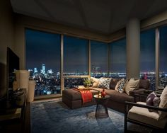 Gisele Bundchen And Tom Brady Apartment At One Madison, New York