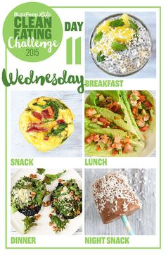 Day 11 Of The 2015 Clean Eating Challenge