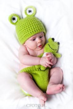 czapeczki dla niemowląt - Google Search