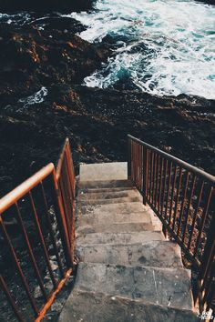 steps to oceanicparadise
