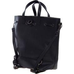 Buy Black Drawstring Backpack at TK Maxx Handbag Accessories, Women Accessories, Backpack Handbags, Tk Maxx, Drawstring Backpack, Backpacks, Stuff To Buy, Black, Fashion