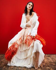 #MadameFigaro | February 2018 #BlancaPadilla by Esther Haase