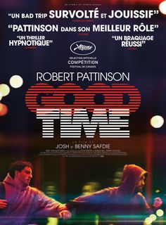 Directed by Josh and Benny Safdie. Cinema Movies, All Movies, Film Movie, Movies To Watch, Movies Online, Movies And Tv Shows, Robert Pattinson, All Hollywood Movie, Film Thriller