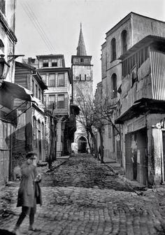 Karaköy Arap camisi...1921