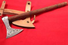 CUSTOM HAND FORGED FROM 1095 HIGH CARBON STEEL HAWK TOMAHAWK -DUC291 #CUSTOMHANDMADE