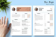 Cv Design Template, Resume Template Free, Creative Resume Templates, Reference Letter Template, Cover Letter Template, Best Cv Formats, Architect Resume, Good Cv, Microsoft Word 2007