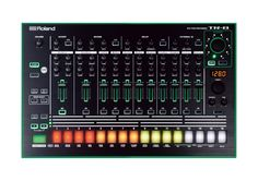 Get the sound of the TR-808 and TR-909 in one drum machine! Build beats with the 32-step sequencer and TR-REC mode -- then add on-the-fly glitches and fills.