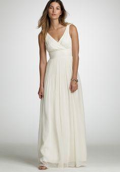 J.Crew wedding dress