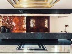 L'hotel Saint-Marc a Parigi: l'elegante tratto di Dimorestudio è il filo conduttore degli interni