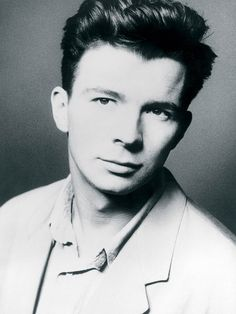 "1987 — Rick Astley's ""Never Gonna Give You Up"" is a #1 hit in 25 countries. Astley holds the record for being the only male solo artist to have his first 8 singles reach the Top 10 in the UK."