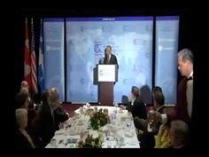 CFR Meeting- Zbigniew Brzezinski Fears Global Political Awakening