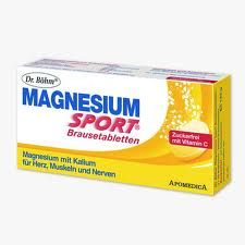 magnesium brausetabletten - Google-Suche
