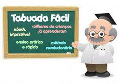 DICAS Homeschooling: DICA Ebook TABUADA Matemática Ensino Domiciliar