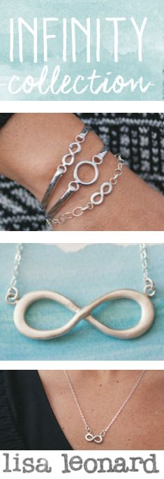 I'll love you always—and that's a promise! Celebrate love with my Infinity Collection !