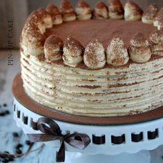 PIN - UP CAKE: Tort tiramisu