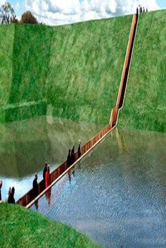 List of Pictures: The Moses Bridge, Netherlands