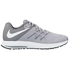 big sale 37937 2394c Nike Zoom Winflo 3 Wolf GreyWhiteCool GreyWhite Mens Running Shoes     Read  more at the image link. (This is an affiliate link) 0