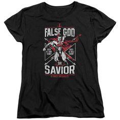 Batman V Superman/False God Or Savior