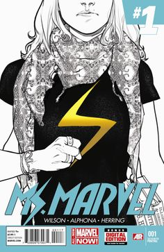 Ms. Marvel #1 - Part One of Five: Meta Morphosis (Issue)