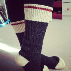 Where and what: roots Cabin socks    #roots #socks #holidays. Why:  love these. Comfy and great with boots.