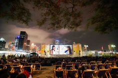 Ben & Jerry's Open Air Cinema South Bank | Must do Brisbane