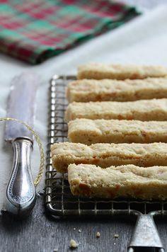 Butterscotch + Brown Butter Shortbread