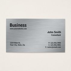 The 154 best computer repair business cards images on pinterest silver professional elegant metal modern plain business card coffee shop businesscomputer colourmoves