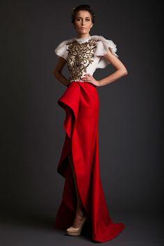 Nueva colección SS2014 Krikor Jabotian | La Boda de Cloe - El portal de bodas de Mi Boda Rocks