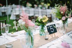 Vintage Weddings | A Garden Party