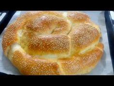 Patatesli Pamuk Çörek- Haftasonu Kahvaltısı - YouTube