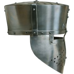 Early Crusader Great Helm