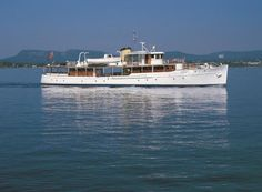 Motor Yacht - Grace - White Brothers - Completed Superyachts on Superyacht Times .com