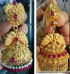 Latest Jhmuka designs from Kothari jewellers - Latest Jewellery Designs