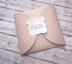 Einladung Zur Hochzeit Petalpocket Www.kartenmanufaktur Arndt.de