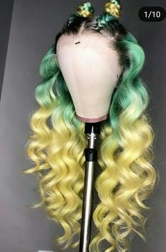 Brazilian Human Hair Wave Lace Front Wigs With Baby Hair Pre Plucked Hairline Princess Hairstyles, Wig Hairstyles, Black Hairstyles, Colored Weave Hairstyles, Long Weave Hairstyles, Ladies Hairstyles, Pretty Hairstyles, Haircuts, Hair Colorful