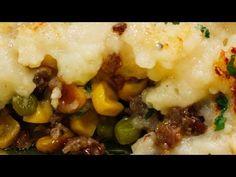 Musaca de cartofi cu carne de vită - YouTube Oatmeal, Cooking Recipes, Breakfast, Youtube, Food, The Oatmeal, Morning Coffee, Rolled Oats, Chef Recipes