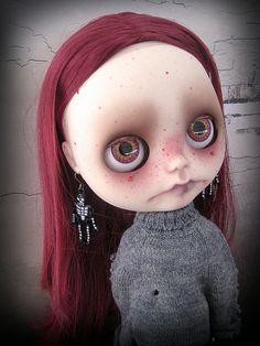 Beautiful Elficious eyes. by Pink Anemone, via Flickr