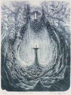 Have you ever been alive? Curious sensation isn't it?  Engravings by Albin Brunovsky  Title: Marcel Mariën