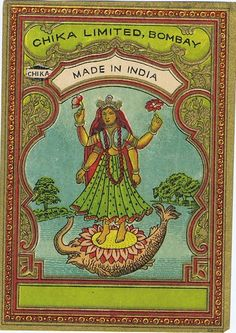 In fact, Maree, our Co-Founder is in India right now, working on some very exciting new products with our magical team in Rajasthan. Can't wait to show you lots of pics. Until then Thank Goddess it's Friday! Indian Prints, Indian Art, New Moon Rituals, Matchbox Art, Vintage India, Hindu Art, Indian Paintings, Sacred Art, Gods And Goddesses