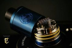 """Alien coils. Get yours with free shipping at http://ift.tt/1LIwZ5c (link in bio). Comes in strait wire aswell. Use code """"instagram"""" for a fat discount! Pic from From @d0uble.visi0n """"That blue Tokugawa... I love the look and feel of this thing! Loaded with @traditionvapes aliens!"""" #vape #vapelife #vapefam #Warranty #coilporn #eastcoastvapers #brooklynvape #vapesale #vapelyfe"""
