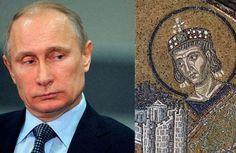 Παράτολμος Έλληνας  : Η απίστευτη προφητεία για τον Πούτιν και η συγκλον...