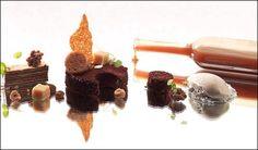 Comme Un Chef, Le Chef, Chefs, Dessert Restaurants, Dessert Presentation, La Rive, Eat Dessert First, Plated Desserts, Food Design