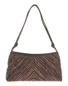 SCHEILAN Women's Handbag Khaki -- --