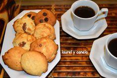 Laurel y Canela: Una masa tres galletas: galletas de nata, galletas...