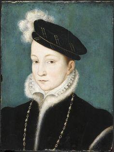 Portrait de François II, roi de France (1544-1560)... Clouet François (vers 1515-1572) (after)