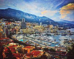 #PortHercule Observing the lifestyle of the rich & famous in #Monaco. #Montecarlo #eurotrip by zeenon_ from #Montecarlo #Monaco