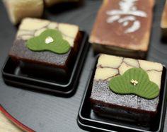 Japanese sweets / 老松(Oimatsu)
