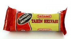 Chałwa turecka o smaku waniliowym (70 g) - Tatsan