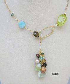 Anna Balkan/Necklace $185